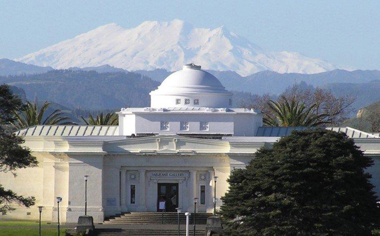 Serjeant Gallery Whanganui