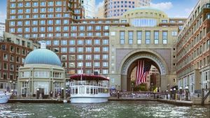 Boston Harbor Hotel at Rowes Wharf