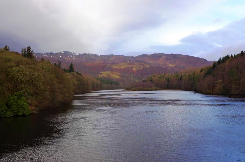 Loch Faskally, Pitlochry, Perthshire, Scotland
