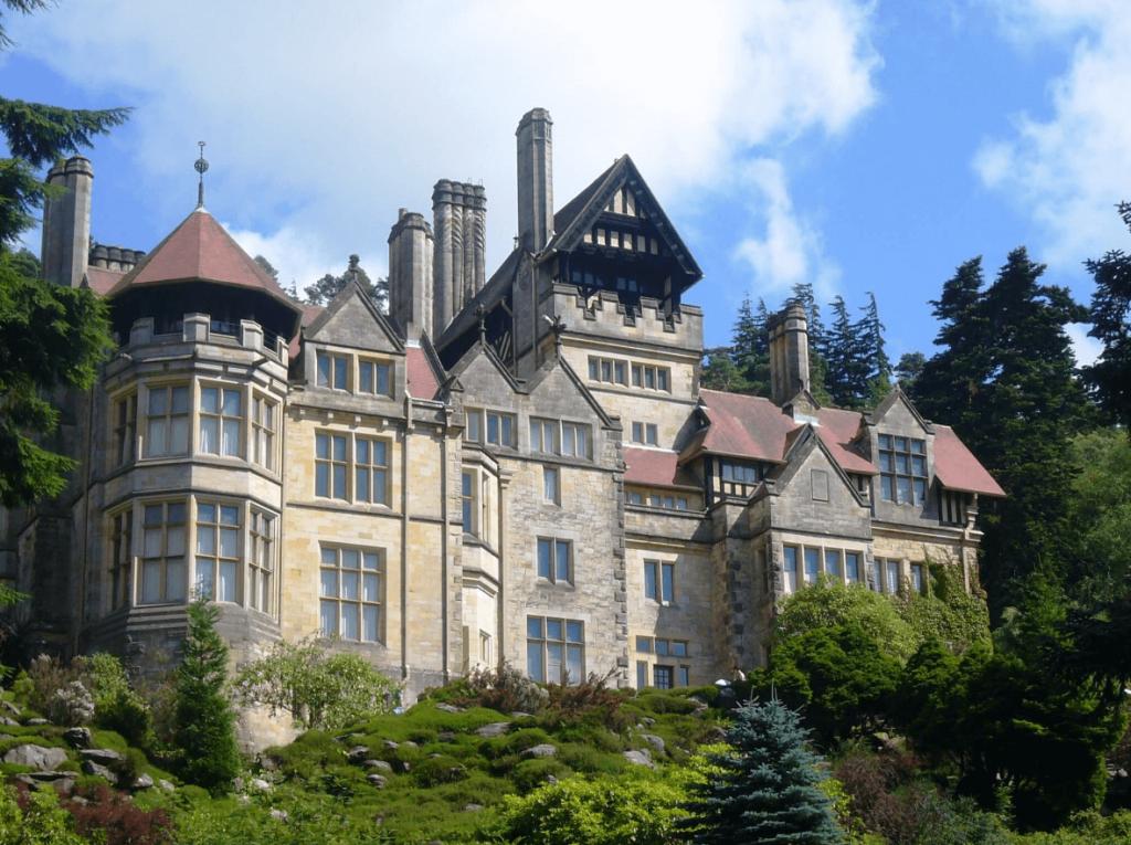 Cragside House Northumberland