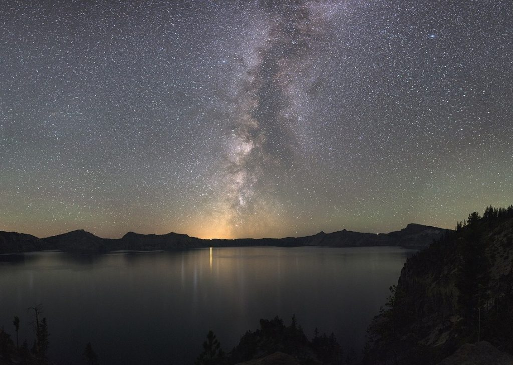 Milky Way - a breathtaking travel moment