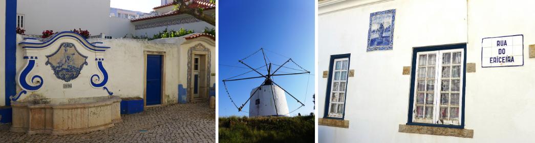 Ericeira Portugal - beautiful buildings