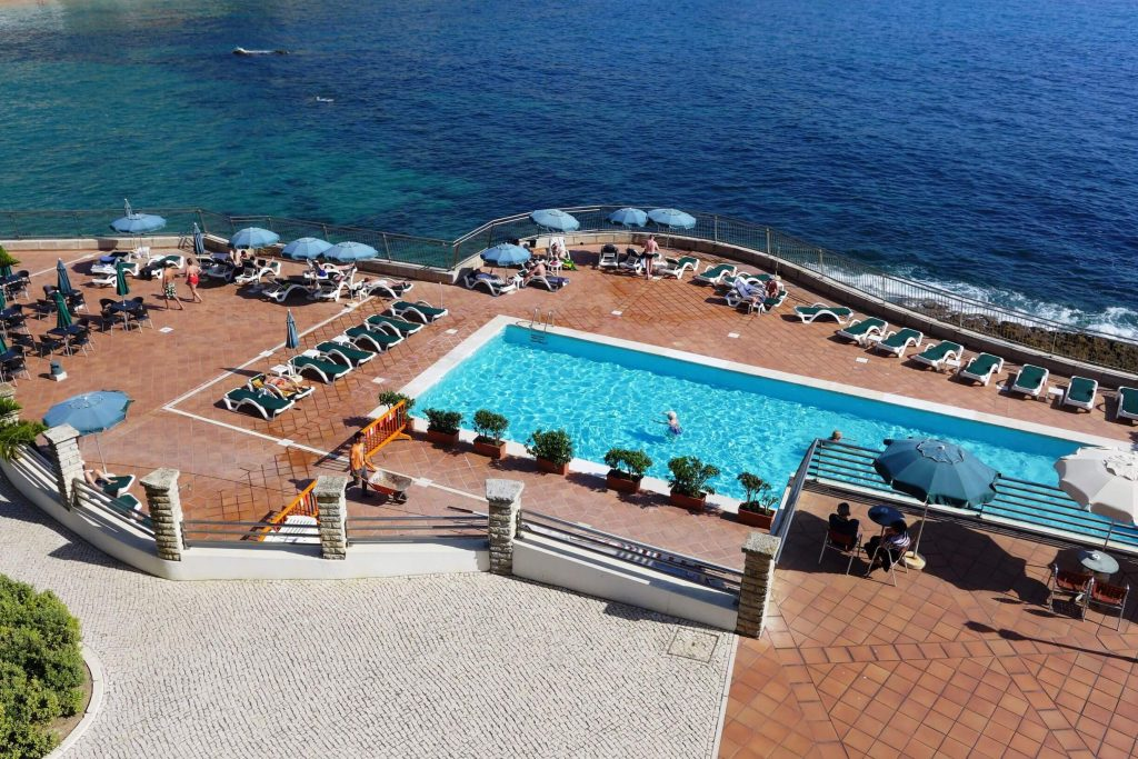 Ericeira - view from the Vila Gale hotel