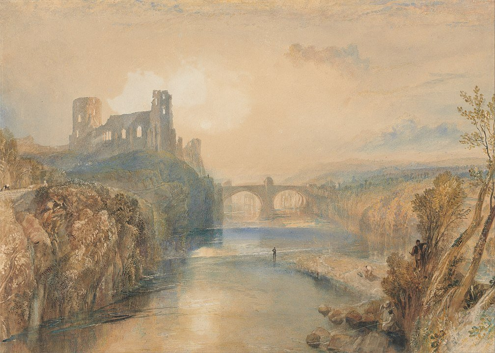 Barnard Castle by JMW Turner