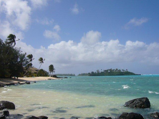 Muri beach Rarotonga