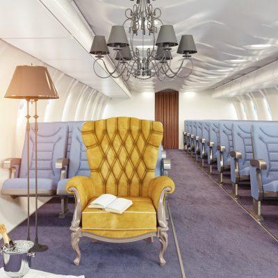 Choosing your seat on the plane – five things to consider