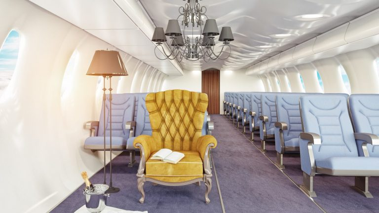 Choosing your seat on the plane – 5 things to consider