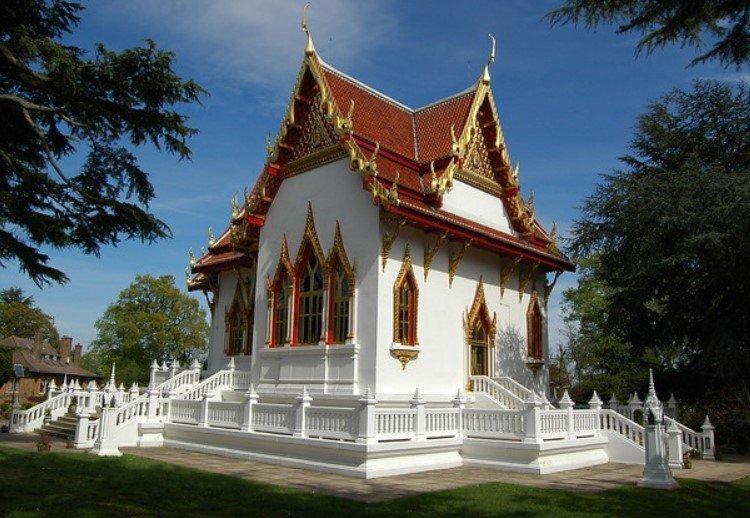 Buddhapadipa Temple Wimbledon London