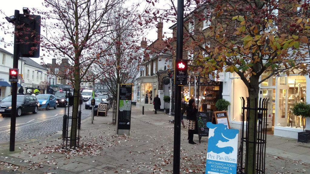 Horse riding is one of the unexpected things to do in Wimbledon and there are even special pelican crossing signs for horses and riders!