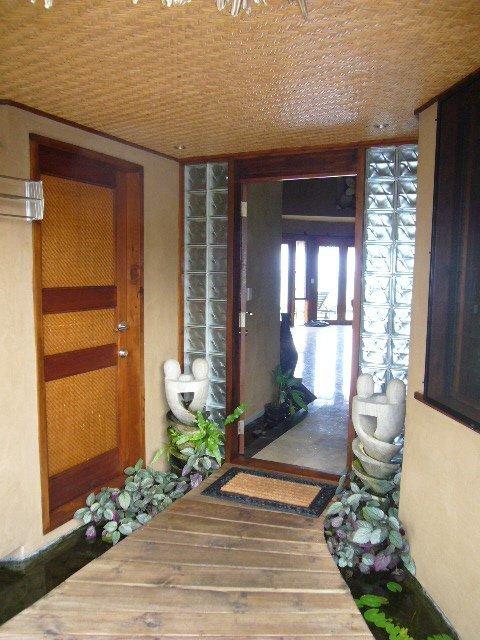 Rarotonga - Rumours of Romance villa interior