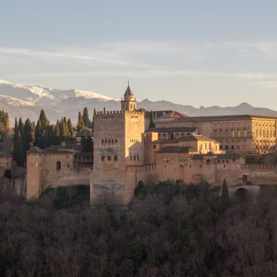 4 classic British travel books on Spain