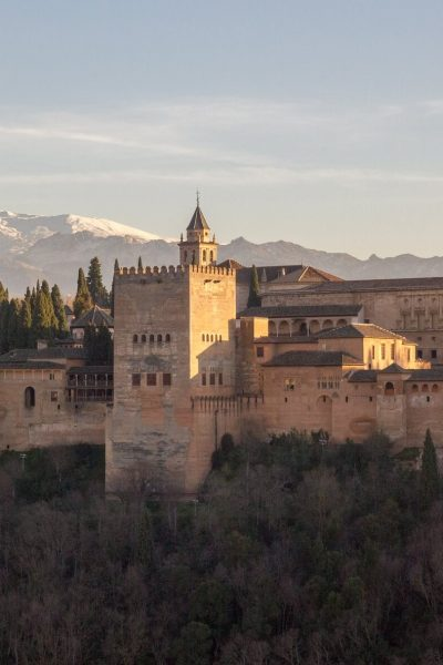 Granada and the Sierra Nevada