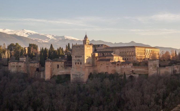4 classic British travel books on Spain