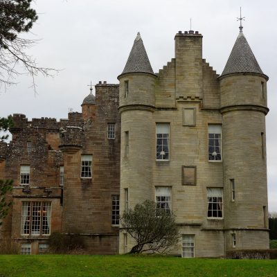 A Hogmanay break at a Scottish castle