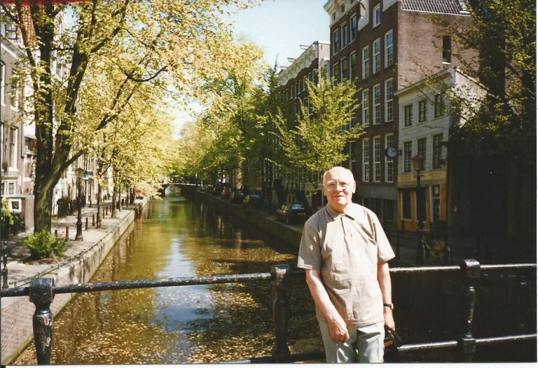 When NOT to take your dad to Amsterdam