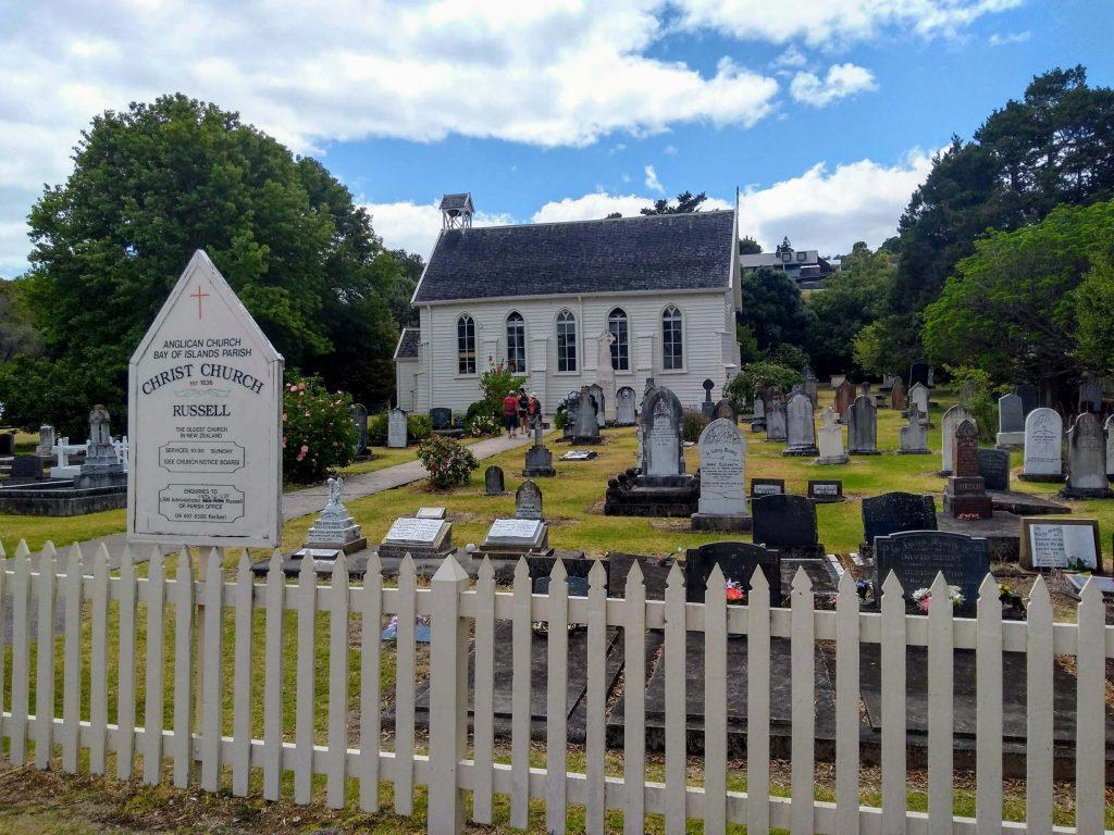 Christ Church, Russell