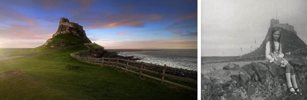 Lindisfarne or Holy Island, Northumberland