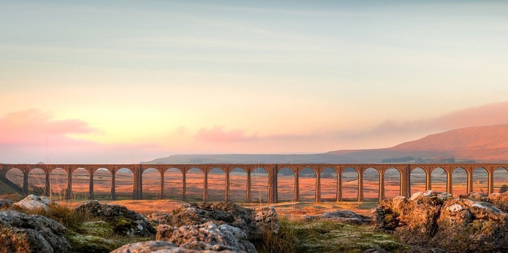 Ribblehead Viaduct, North Yorkshire - a special travel moment for capturing in your photographs