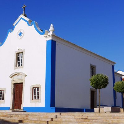 Sao Pedro church Ericeira Portugal