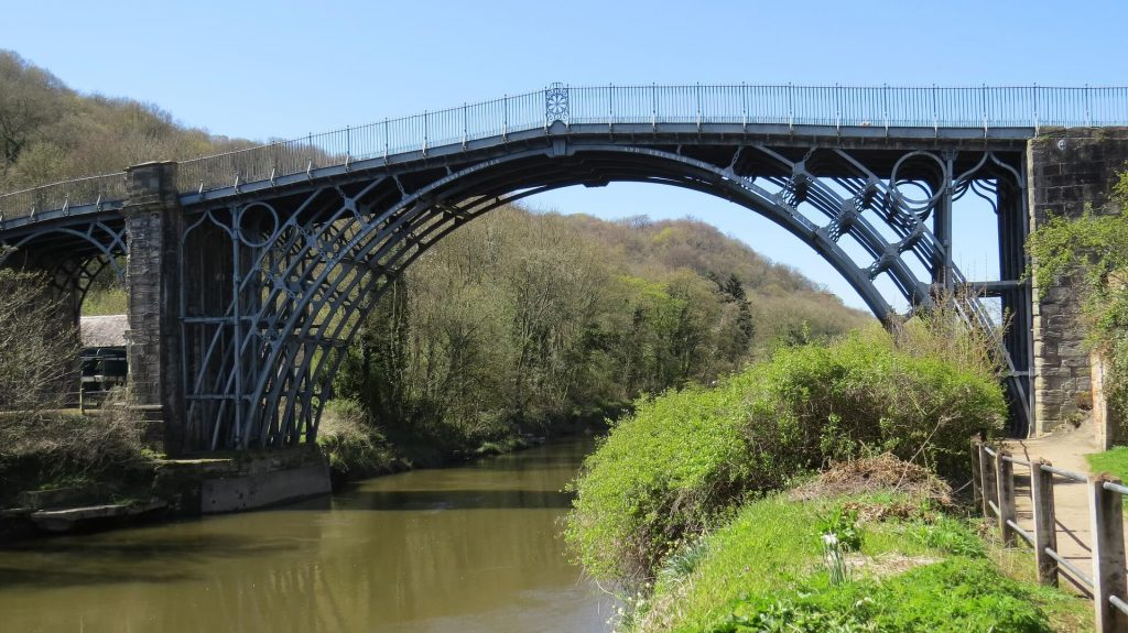 Iron Bridge, Shropshire