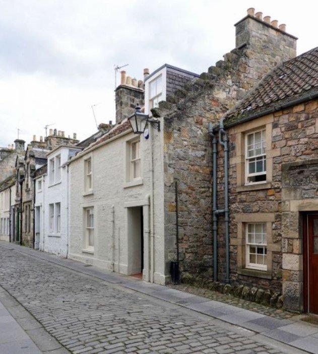 College Street St Andrews