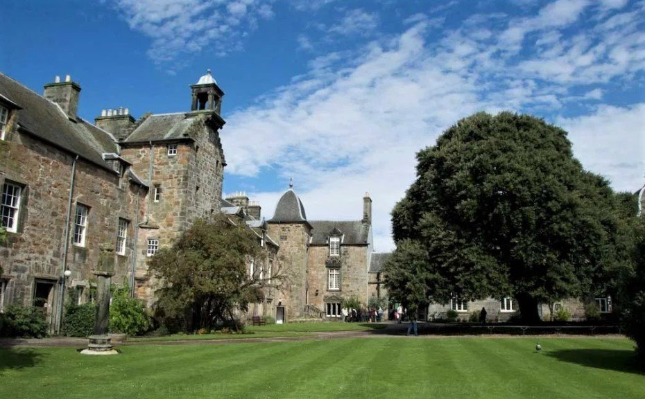 St Mary's College St Andrews Scotland