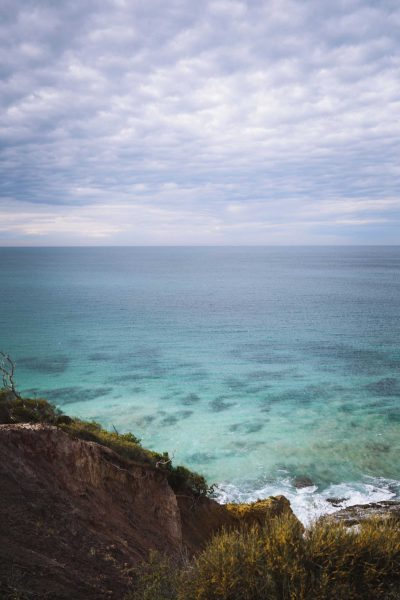 'Orpheus' seascape from the Aireys Inlet Series, Victoria, Australia by Melissa Butters Photography