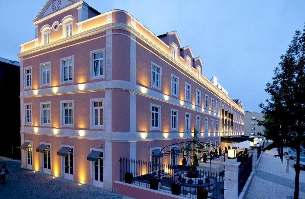 SANA Silver Coast hotel Caldas da Rainha Portugal
