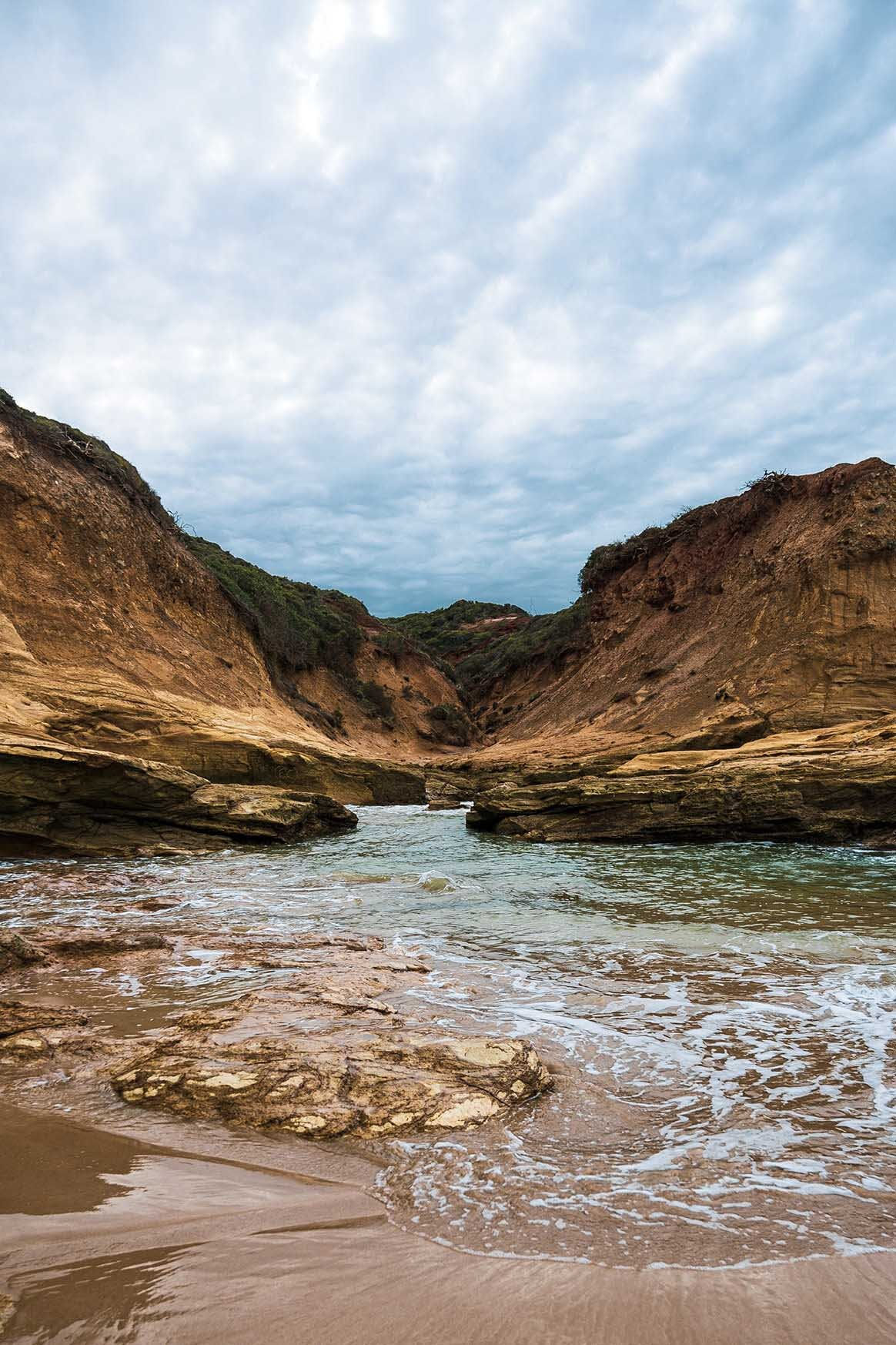 'Orenda' from the Aireys Inlet series, Victoria, Australia by Melissa Butters Photography