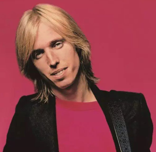 Tom Petty from the Damn the Torpedoes album cover